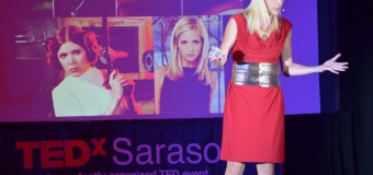 VIDEO: Geekiary Author Tara Lynne Speaks at TedX Sarasota