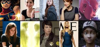 Our Favorite Women in Geek Culture in 2014
