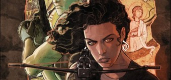 Grayson Annual #1: Helena's History Revealed