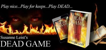 Play 'The Dead Game' With Author Susanne Leist!