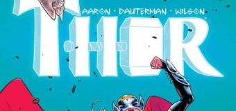 Thor # 4 Review: Thor vs. Thor