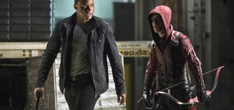 Arrow 3×10 Review: Left Behind