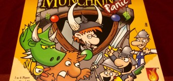 Munchkin Panic: An Amusing & Whimsical Tabletop Game