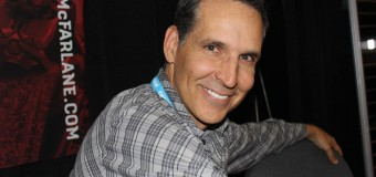 """Just So We're Clear, Recorder…"": An interview with Todd McFarlane (wherein my iPhone is a secondary character)"