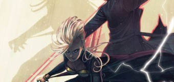 Storm #9 Review: Teaming up with Gambit!