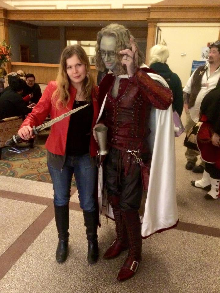 Con Nooga 2015 Once Upon a Time Cosplay