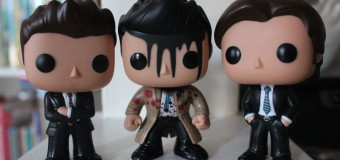 SPN Fans Rejoice: New Funko Vinyls of Team Free Will