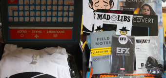 """Your Mission Should You Choose To Accept It…"": Loot Crate's March 2015 Box"
