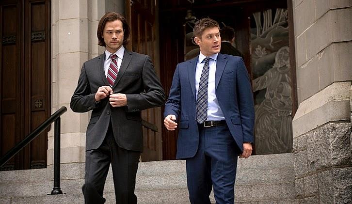 Supernatural - Episode 10.16 - Paint It Black - Promotional Photos