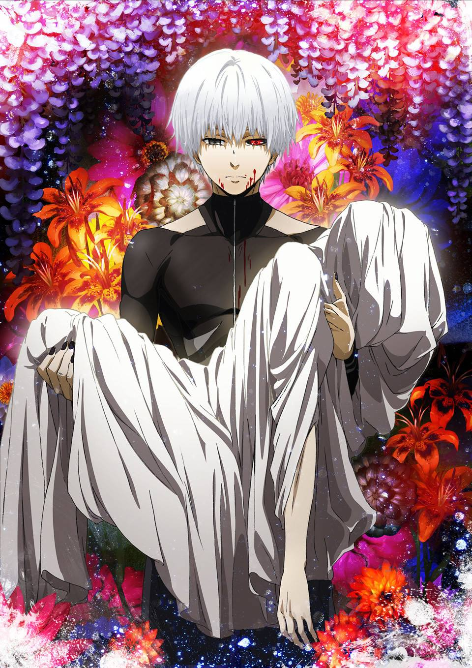 Tokyo Ghoul: How Low Can You Go - The Geekiary