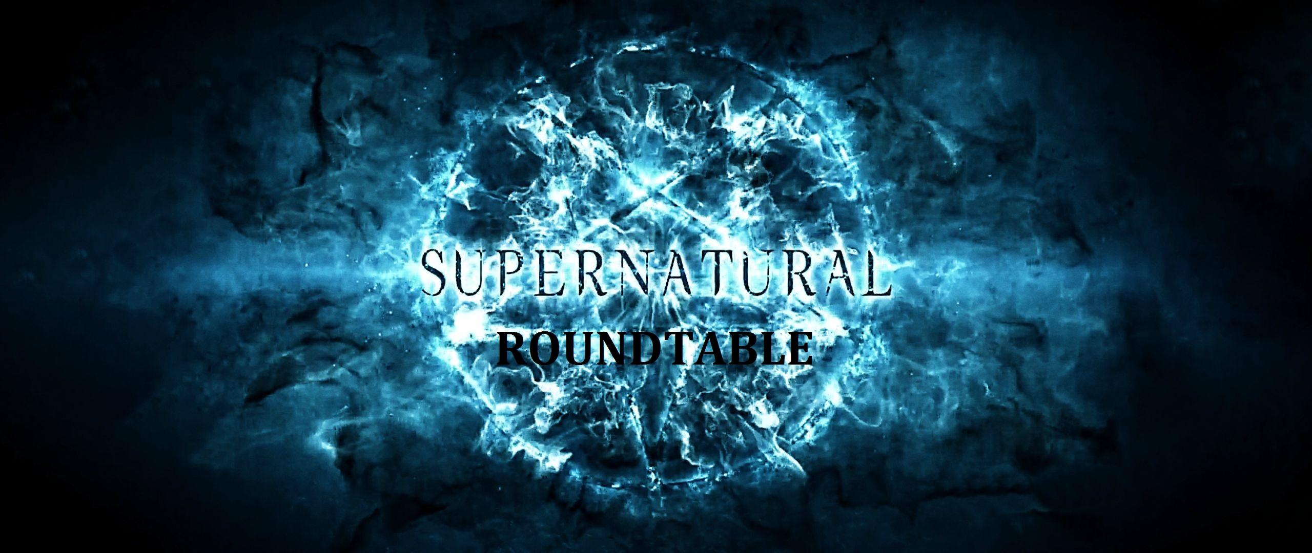 Supernatural season 10 mid season roundtable the geekiary u6ccdzw voltagebd Gallery