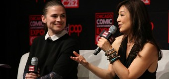 C2E2 2015: Kick-Ass Women of S.H.I.E.L.D. Featuring Hayley Atwell and Ming-Na Wen