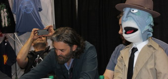 No Need of a Laugh Track: An Interview with Hal Lublin, Mark Gagliardi, and Timothy Omundson from The Thrilling Adventure Hour at C2E2