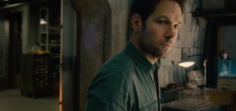Marvel's Ant-Man: Sneak Peek at Brand New Trailer!