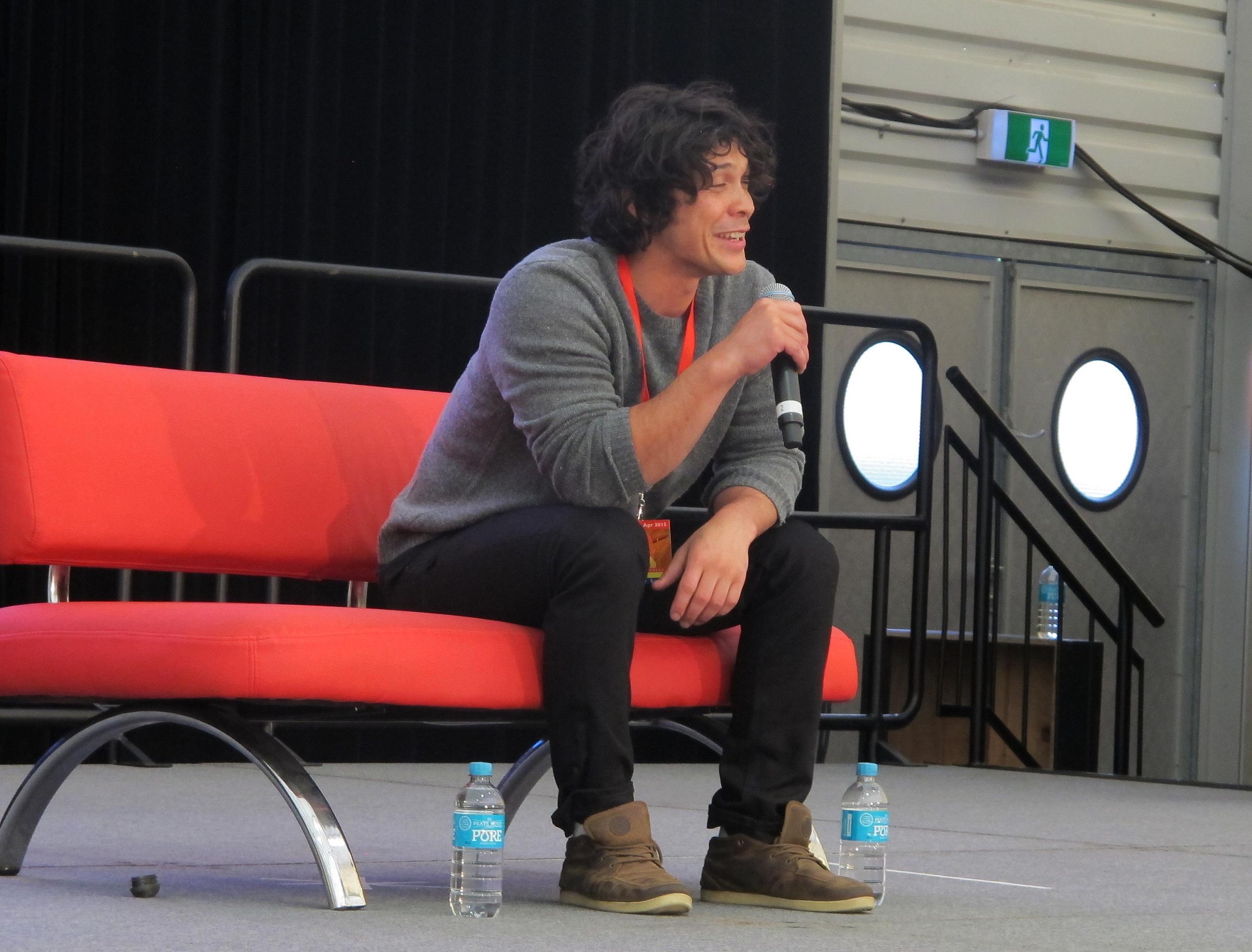 Melbourne Supanova 2015 Bob Morley Panel Recap The Geekiary