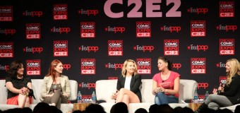 Fierce Females of TV at C2E2
