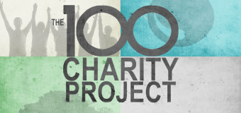 Help Make a Better Future: The 100 Charity Project
