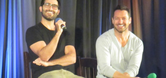 Days of the Wolf NJ: Tyler Hoechlin & Ian Bohen Highlights