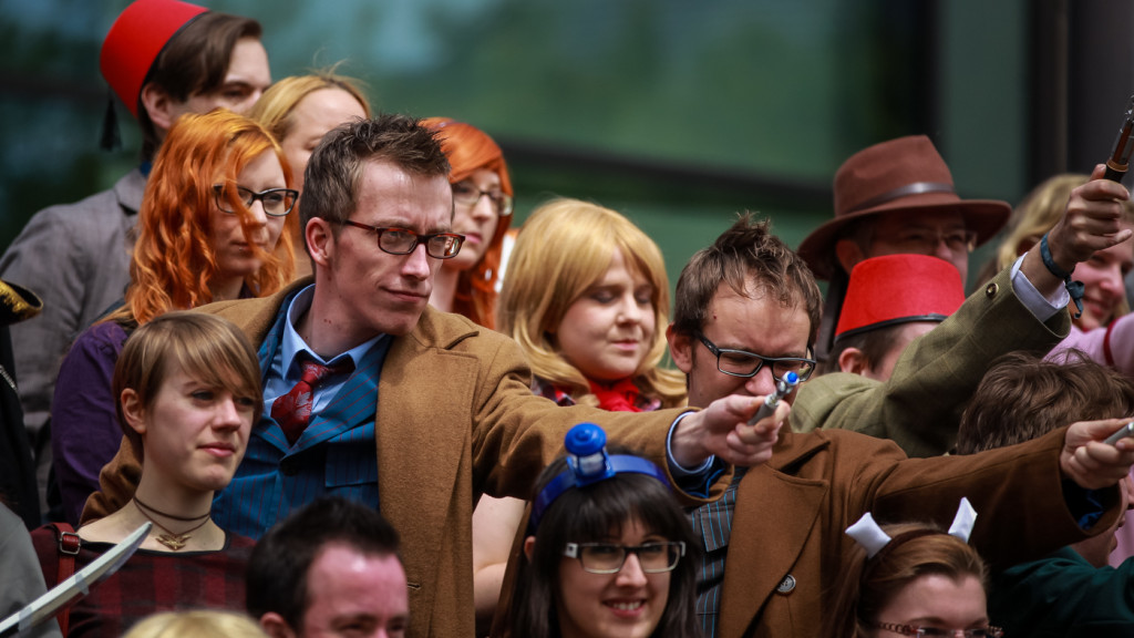 Doctor Who Meet-up