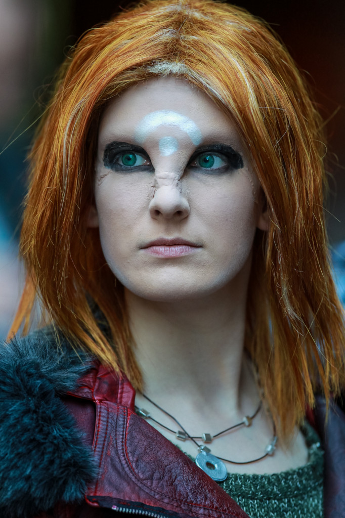 Irisa from Defiance
