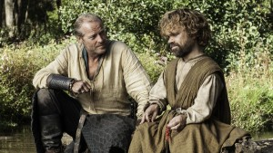 Game of Thrones Jorah Mormont Tyrion Lannister