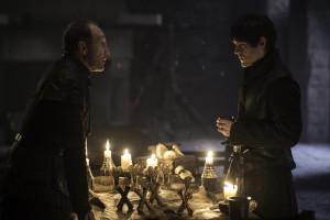 Game of Thrones Roose Bolton Ramsay Bolton