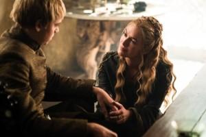 Game of Thrones Cersei Lannister Tommen Baratheon