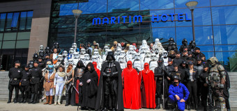FedCon24: SciFi Cosplays, But Not Only