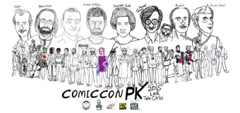 Talking Comic Con PK with Mudassar Butt!