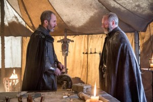 Game of Thrones Stannis Baratheon Davos Seaworth