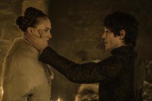 Game of Thrones Sansa Stark Ramsay Bolton