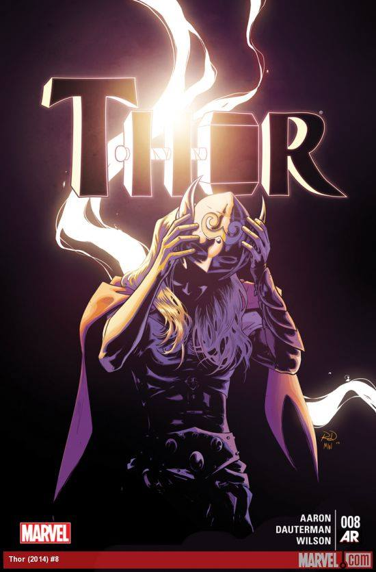 thor 8 review the woman beneath the mask the geekiary