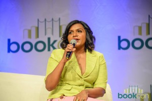 Mindy Kaling (from BookCon's FB page)
