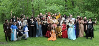 "Ice & Fire Con: A.K.A. ""Camp for Game of Thrones Fans"""