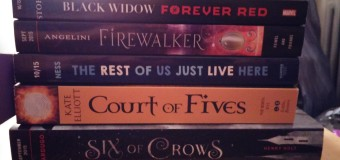 Top 5 Galleys I Can't Wait to Read
