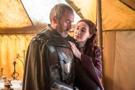 Game of Thrones Stannis Baratheon Melisandre