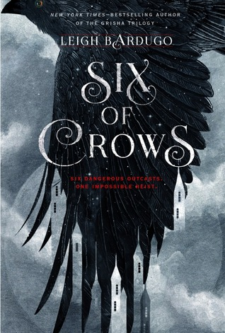 cover - six of crows