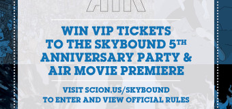 Win Tickets to the SDCC Screening of AIR!