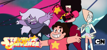 Comic-Con: So Much Love for Steven Universe