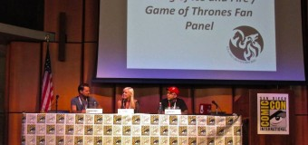 Comic-Con: My Adventures as a Panelist