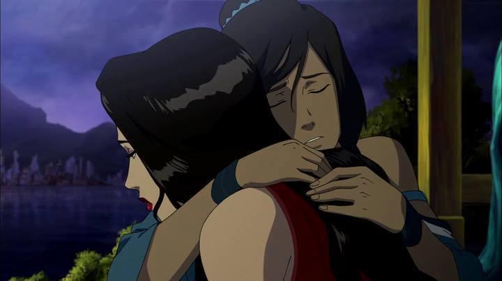 Korra & Asami