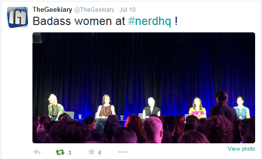 Nerd HQ Badass Women