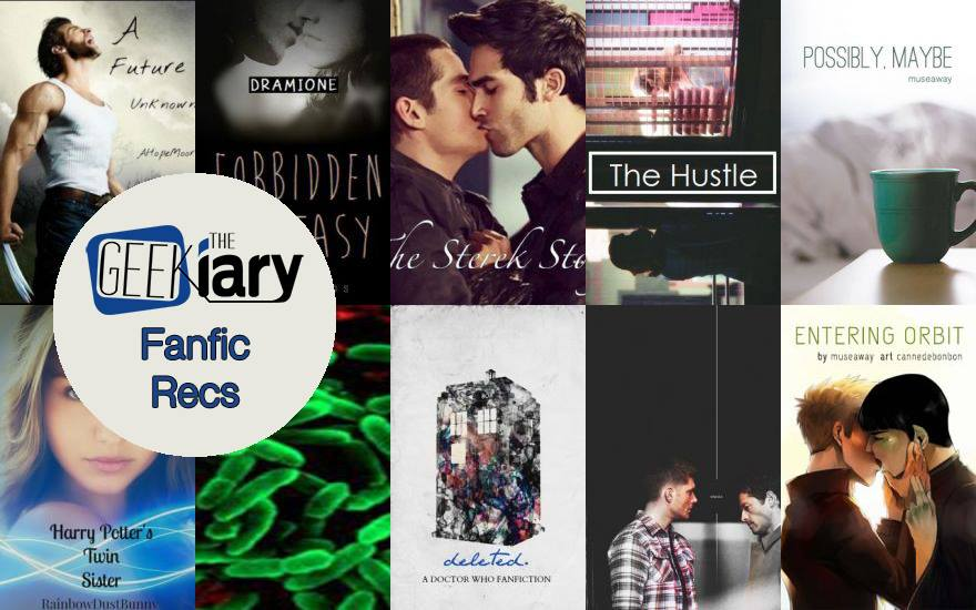 Geekiary recommendations 10 must read fanfics on wattpad the geekiary one of the recent not to mention super popular online archives of fanfiction is the easy to use wattpad which makes reading fics from mobile devices stopboris Gallery