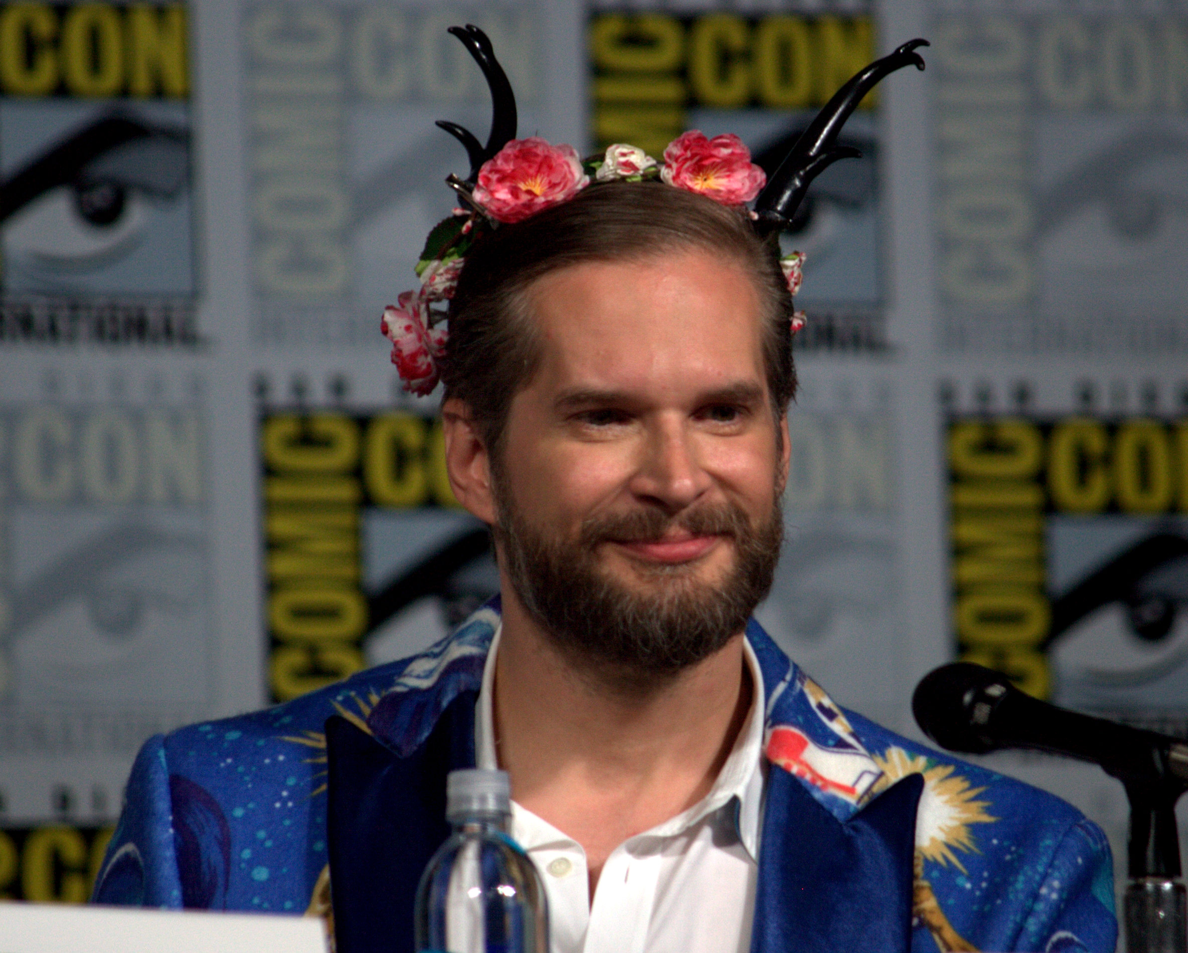 Bryan Fuller And San Diego Comic Con 2016 The Geekiary