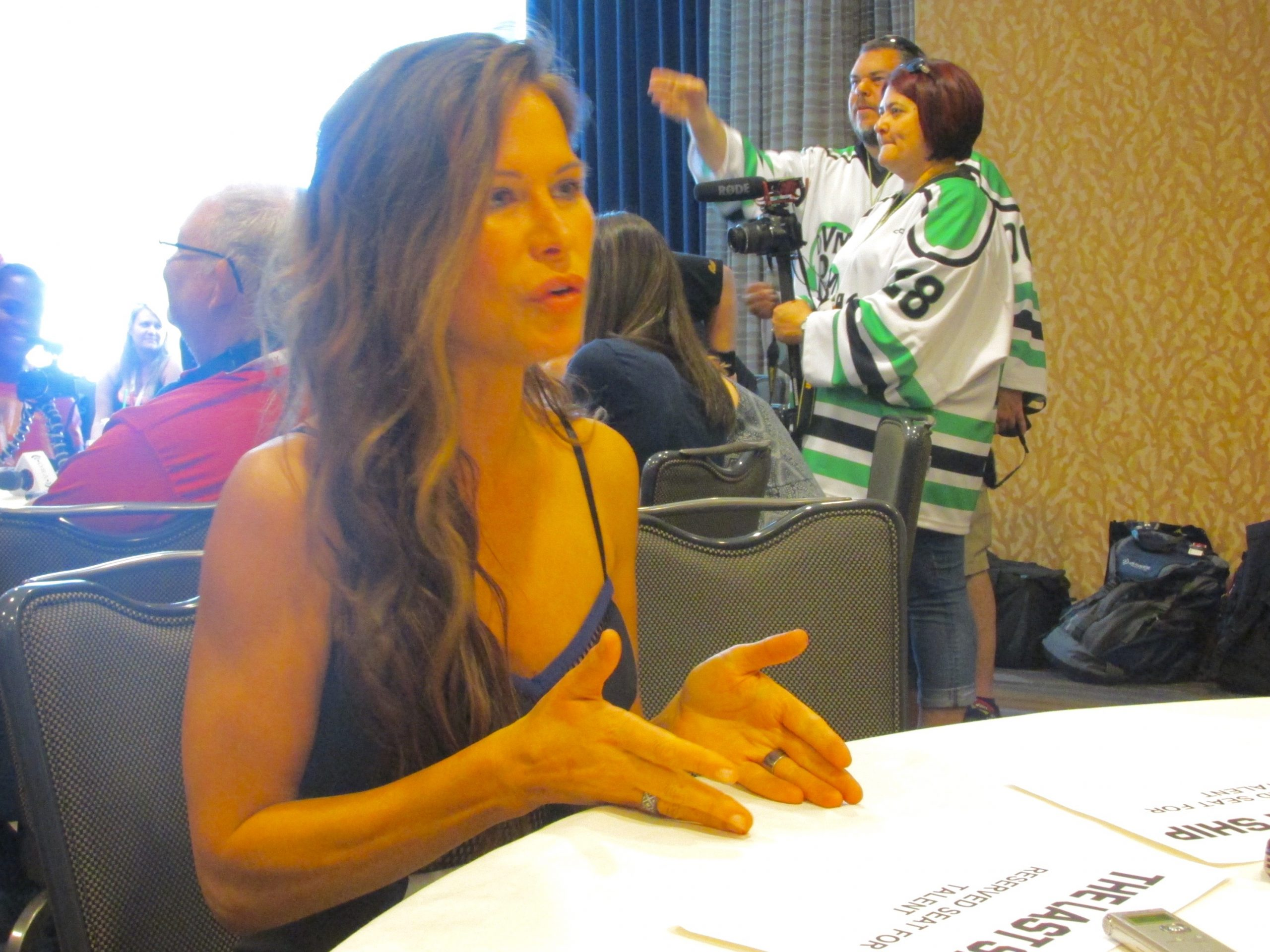 The Last Ship Rhona Mitra