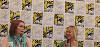 "Comic-Con: ""Spotlight on Allie Brosh"" (Or, My Favorite Panel)"