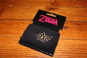 Legends of Zelda Sweatband from Bioworld.