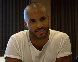 Ricky Whittle (Lincoln) (c) Angel @ TheGeekiary