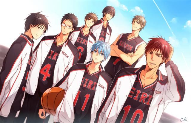 [MANGA/ANIME] Kuroko no Basket Seirin-High-kuroko-no-basuke-33895675-640-413