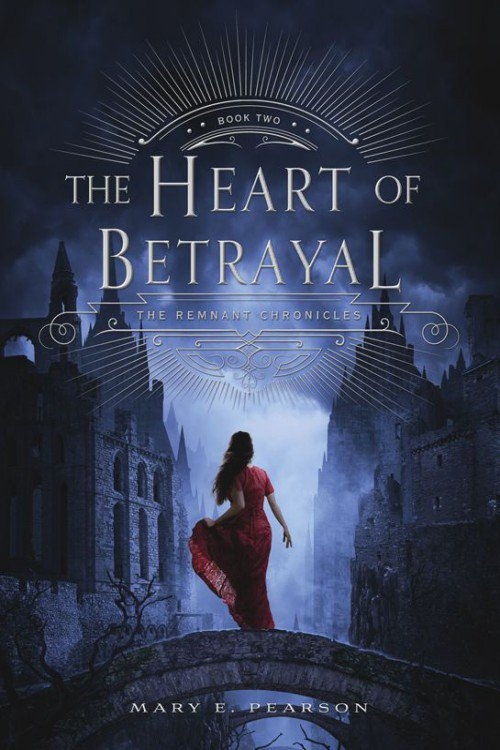 heart of betrayal cover